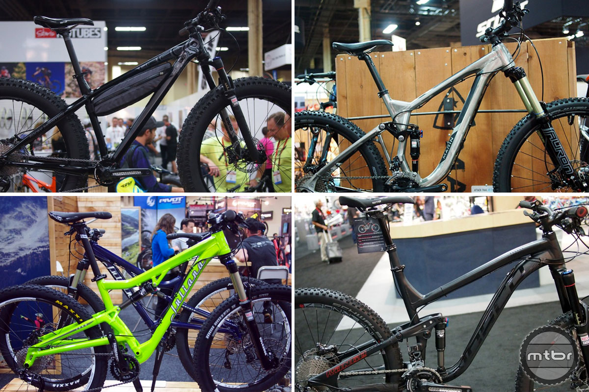 Budget Mountain Bikes Multi