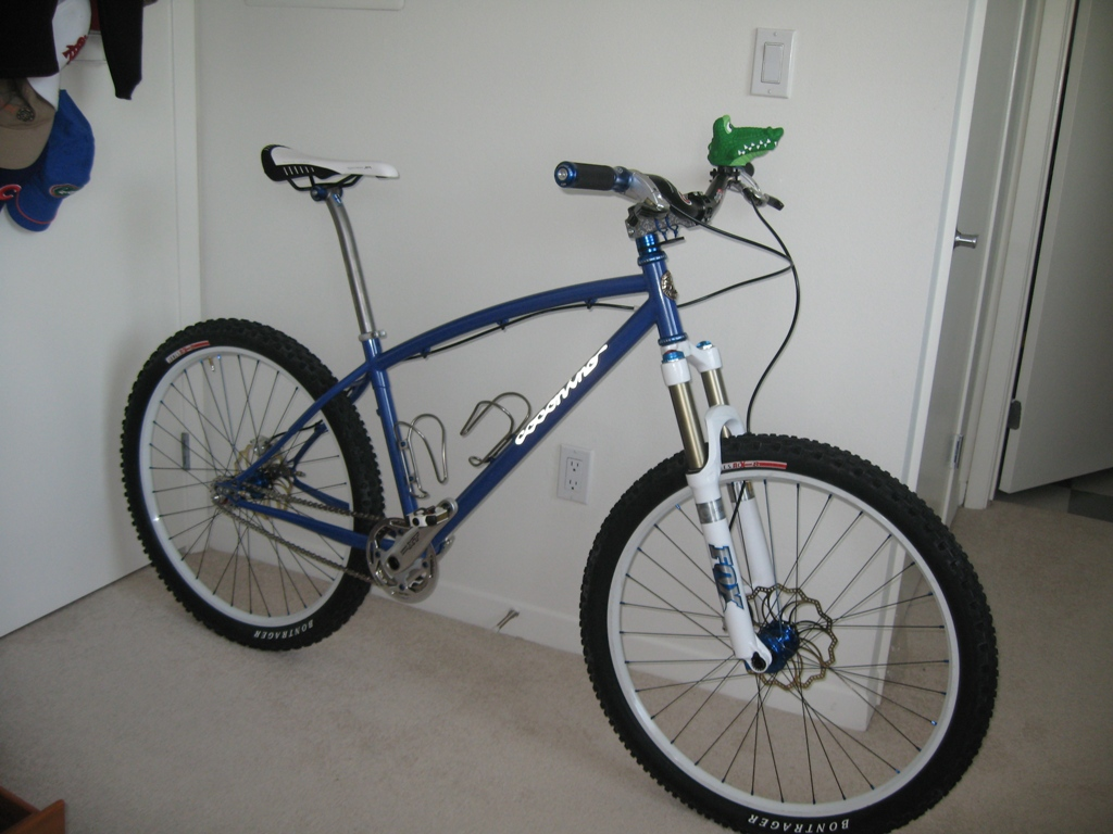 """Best 26"""" hardtails from the past 10-15 years? Any with modern geometry?-build.jpg"""