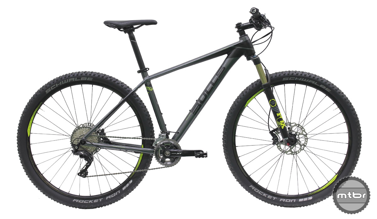The Copperhead 29 RSi is new from Bulls Bike for 2016.