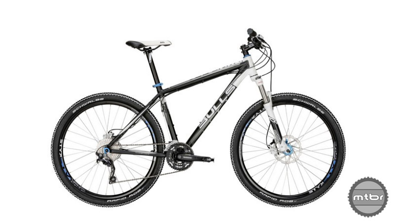 German brand Bulls Bikes starts things off with the most affordable bike here, the King Boa 27.5 with a price tag of $849.