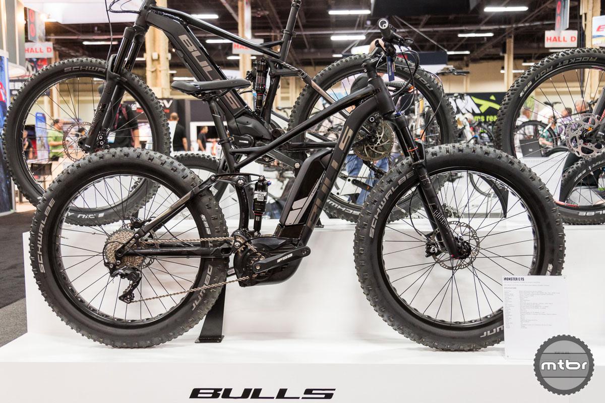 Bulls Monster E FS