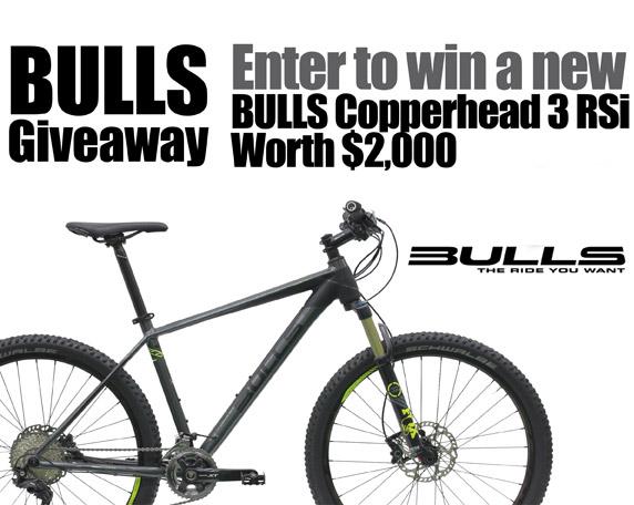 Bulls Bikes USA - Copperhead 3 RSi Giveaway