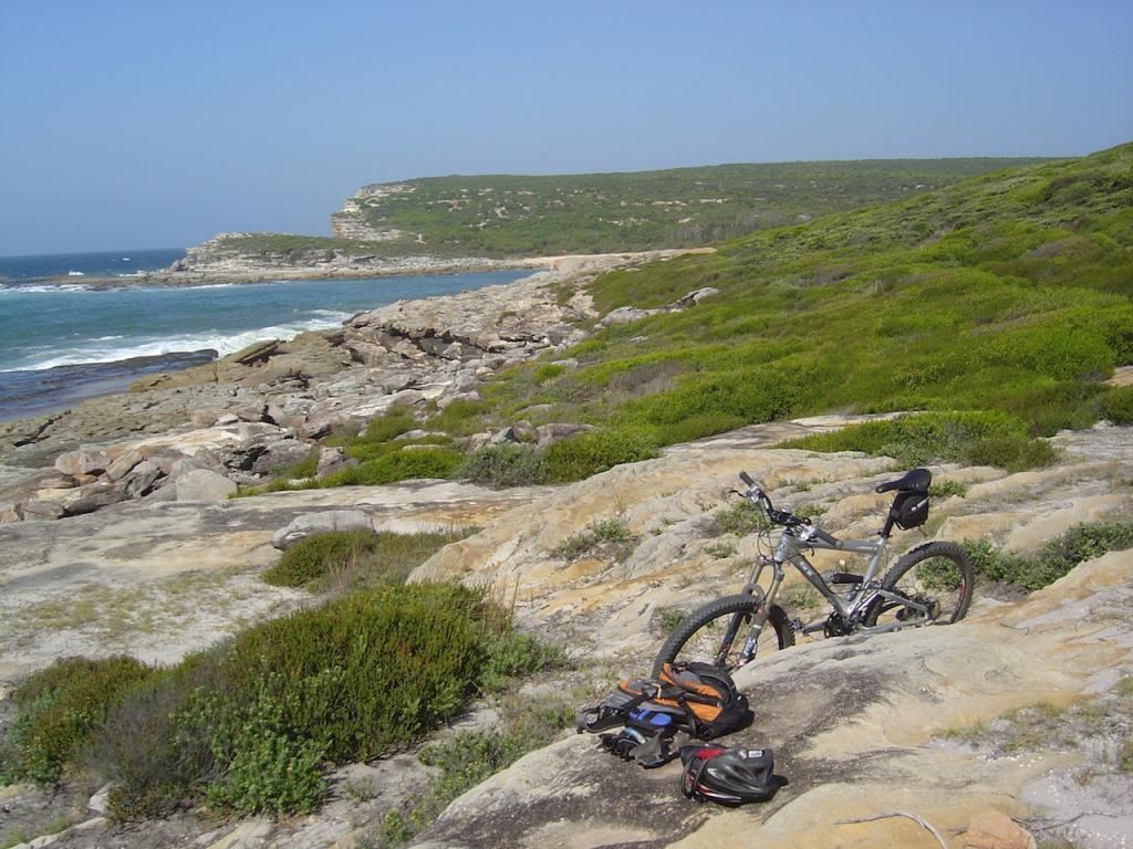 Post a picture or two of your neck of the woods-bundeena.jpg