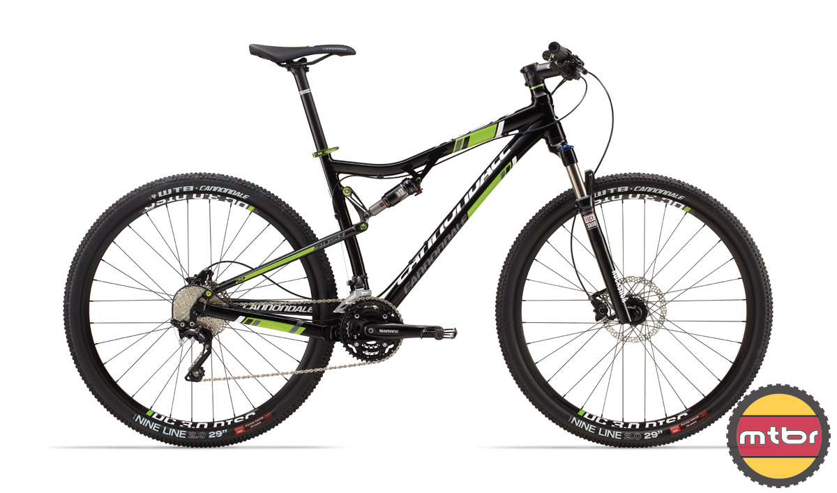 Cannondale Rush 29 1 - black