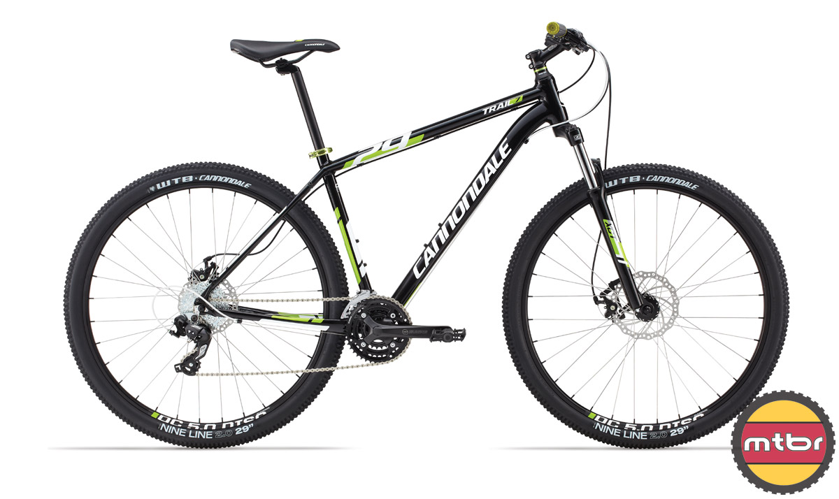 Cannondale Trail 29 7 - black