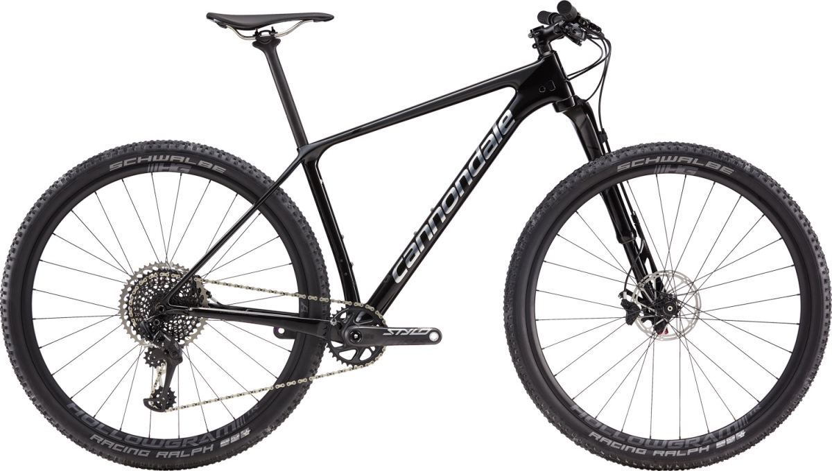 Cannondale F-Si Hardtail
