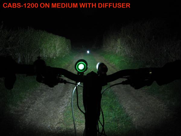 C&B SEEN CABS-1200 1200 Lumen Bike Light & Headlamp Kit review-cabs1200mdif.jpg