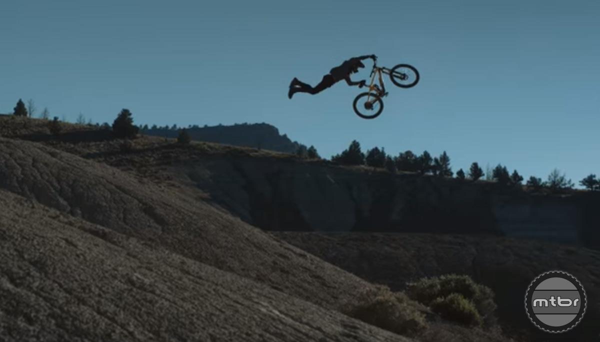 Cam McCaul Riding Wild