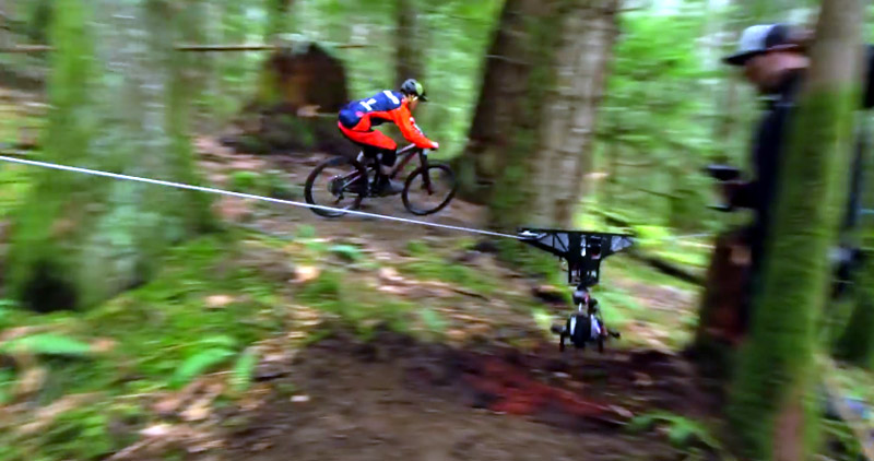 Mind the Gap - camera rig