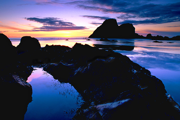 Photo/Video Assignment: Water-camel-rock-sunset.jpg