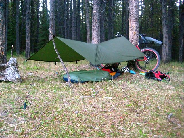 Warm Weather Bivy Or Ultralight Tent Camp K Country