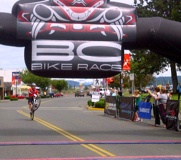 Campbell River Finish