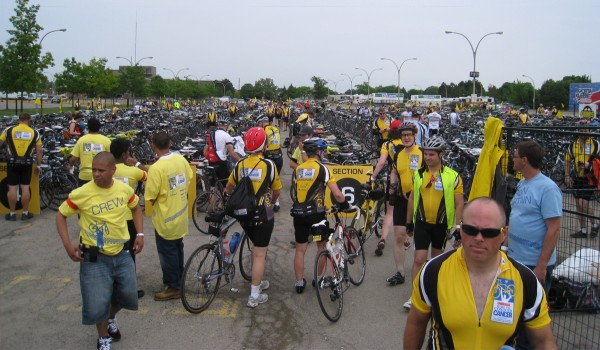 Canada Cancer Ride
