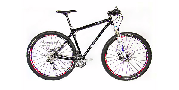 Canfield Brothers Nimble 9 29er Mountain Bike