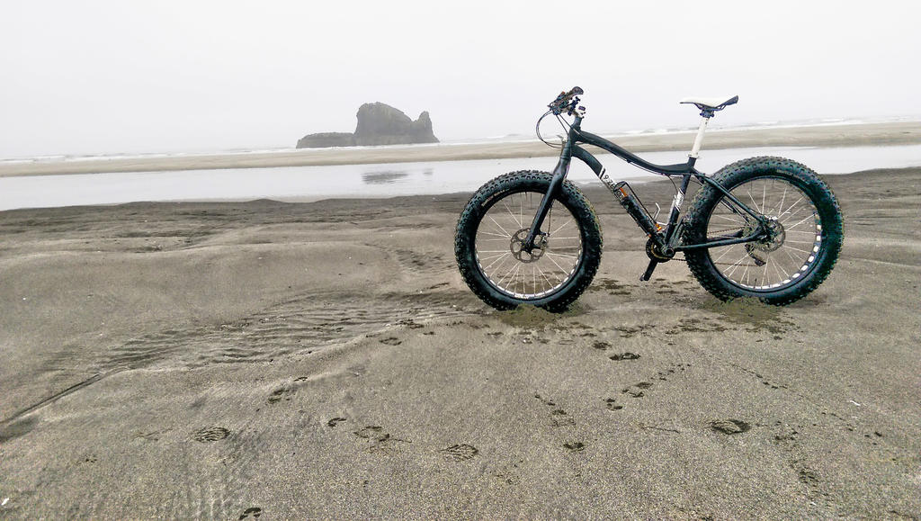 If I want to ride on the beach, what tire pressure should I use?-cannon.jpg