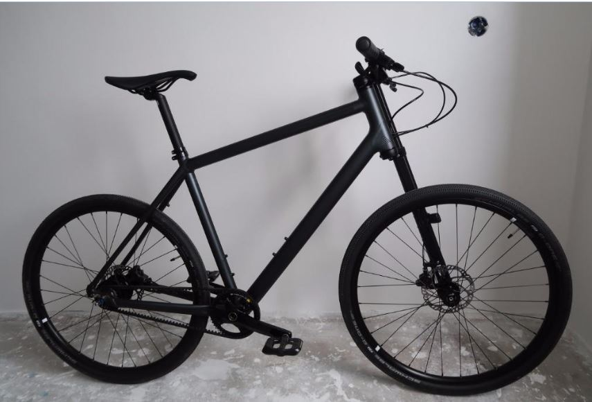 Forum cannondale bad boy Converting my