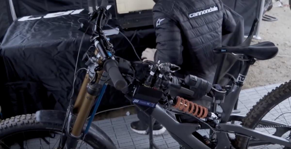 Cannondale Downhill Bike Prototype