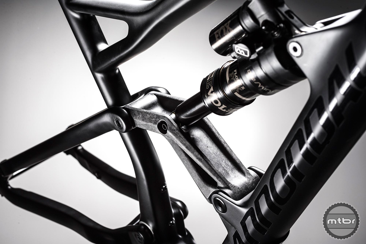 Cannondale Jekyll Trigger Carbon Link