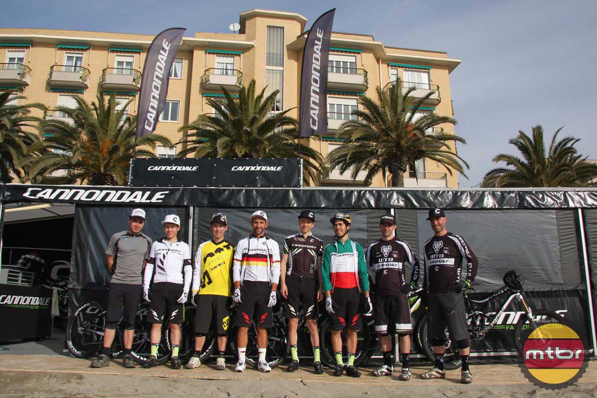 Cannondale MTB Team
