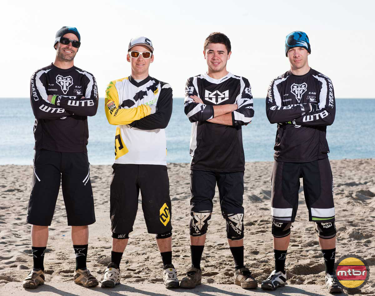 Cannondale OverMountain Team