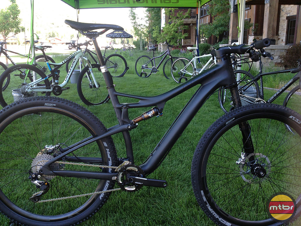 Cannondale Scalpel 29 Black Inc