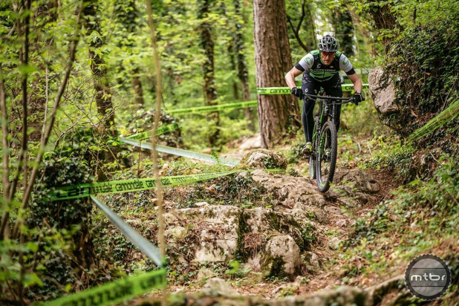 World cup tracks used to have longer loops riddled with natural features, but builders are now incorporating more man made features and shorter laps to help increase excitement.