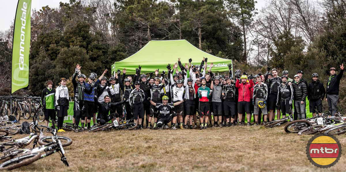 Cannondale Team Camp