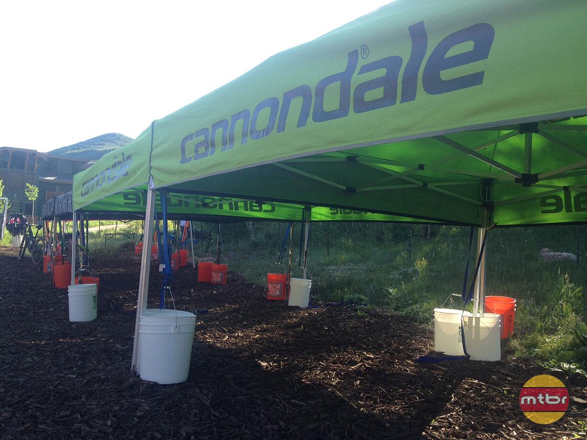 Cannondale Tents