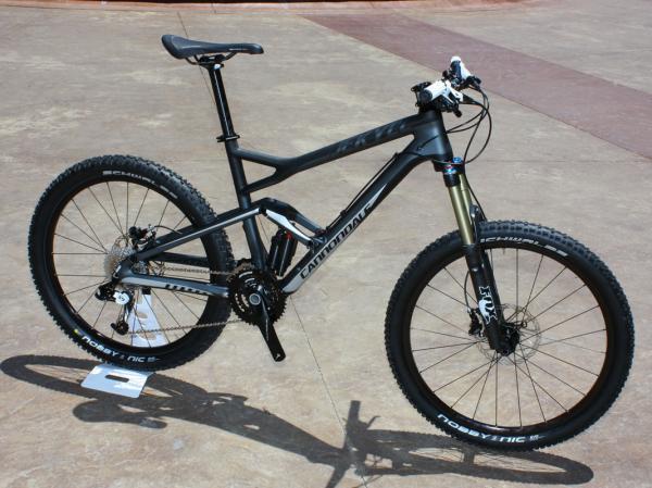 BikeRadar News -  2011 Scalpel, Jekyll, Claymore-cannondale_jekyll_2_600.jpg