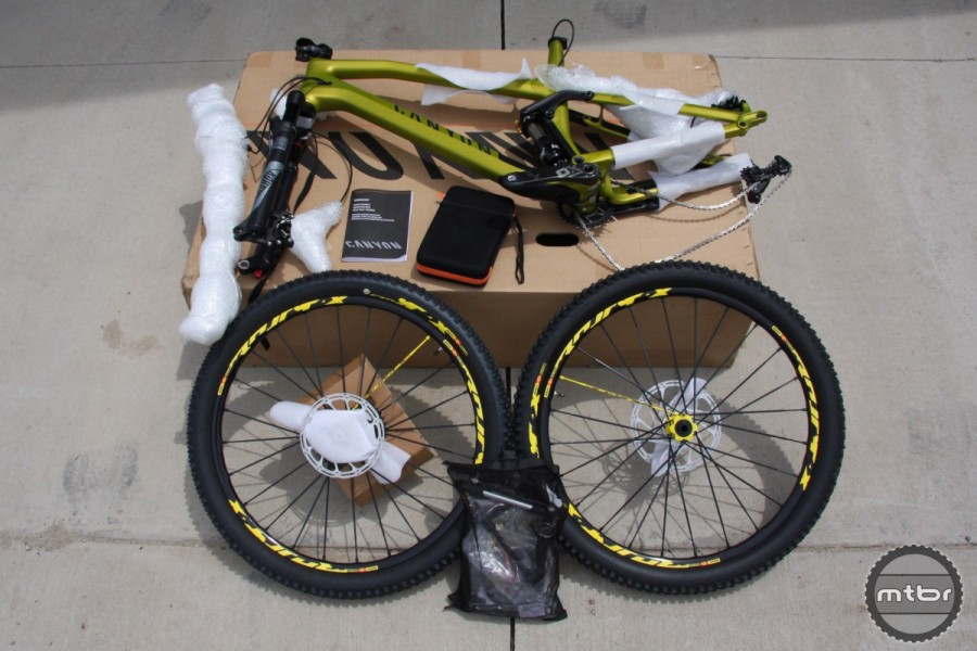 Canyon adds velofix delivery service