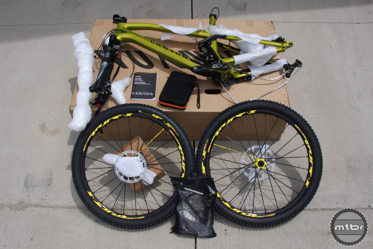 Who is Canyon Bicycles?