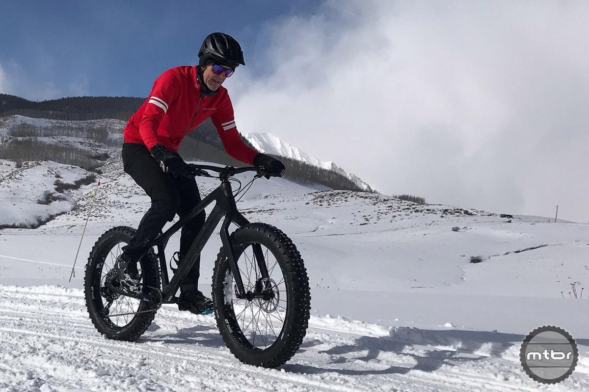Canyon Dude CF 9.0 Unlimited Fat Bike Review