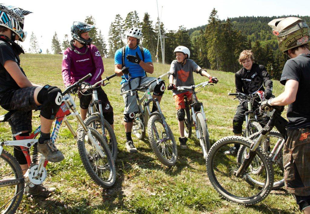 Canyon Riding Lessons Winterberg