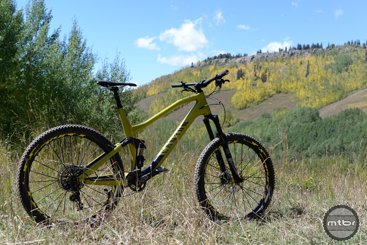 Canyon Spectral CF 9.0 EX Review