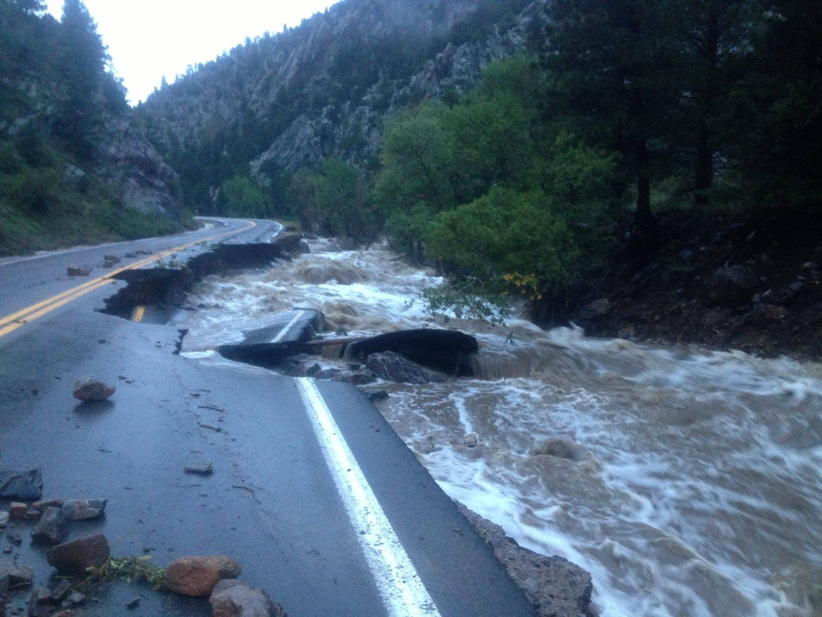 Colorado Floods – The Impact and How To Help