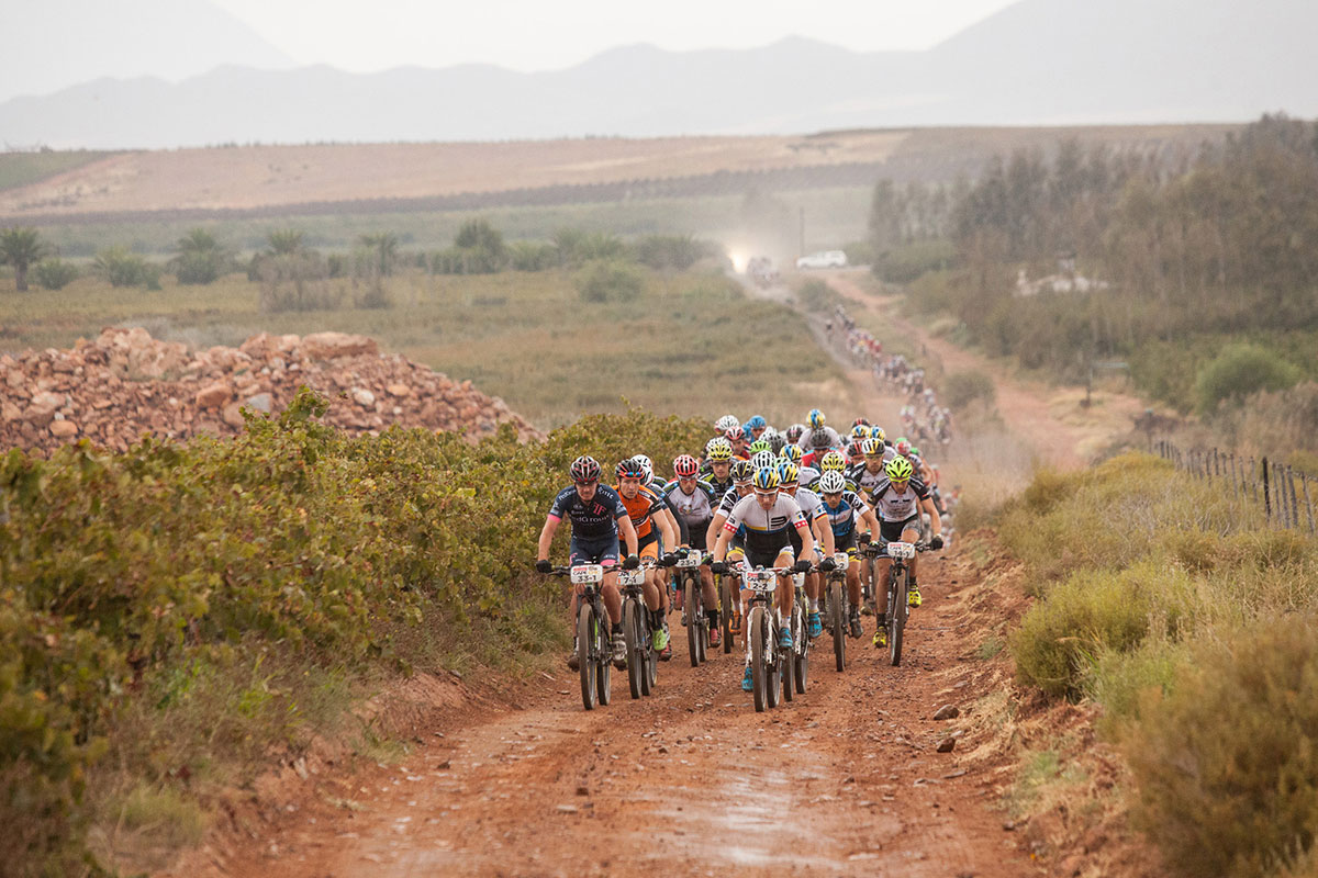 Cape Epic Stage 1