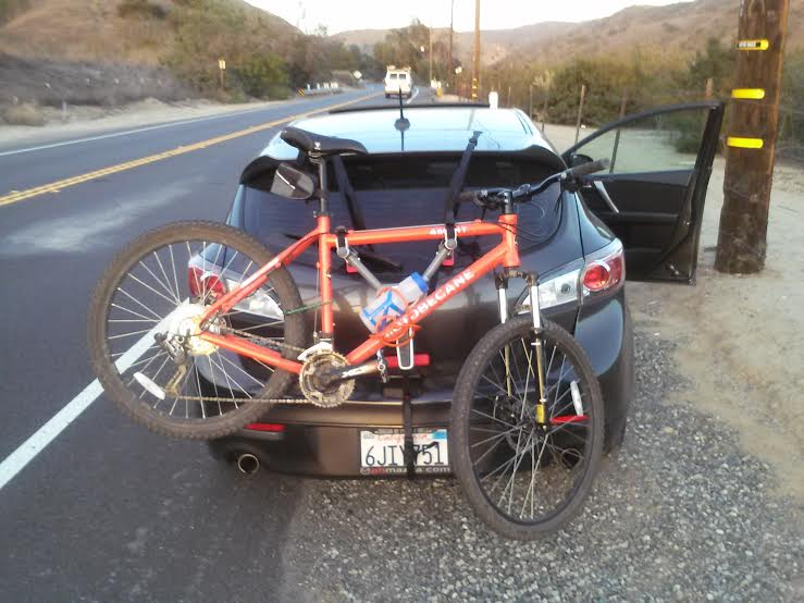 What did You do today on your mountain bike?-carbike.jpg