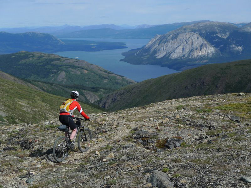 One picture, one line.  No whining. Something about YOUR last ride. [o]-carcross-yukon.jpg