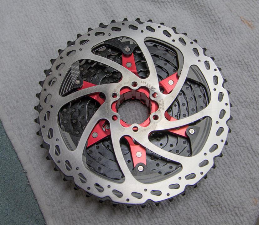 """New 26"""" bike built-cassette4.jpg"""