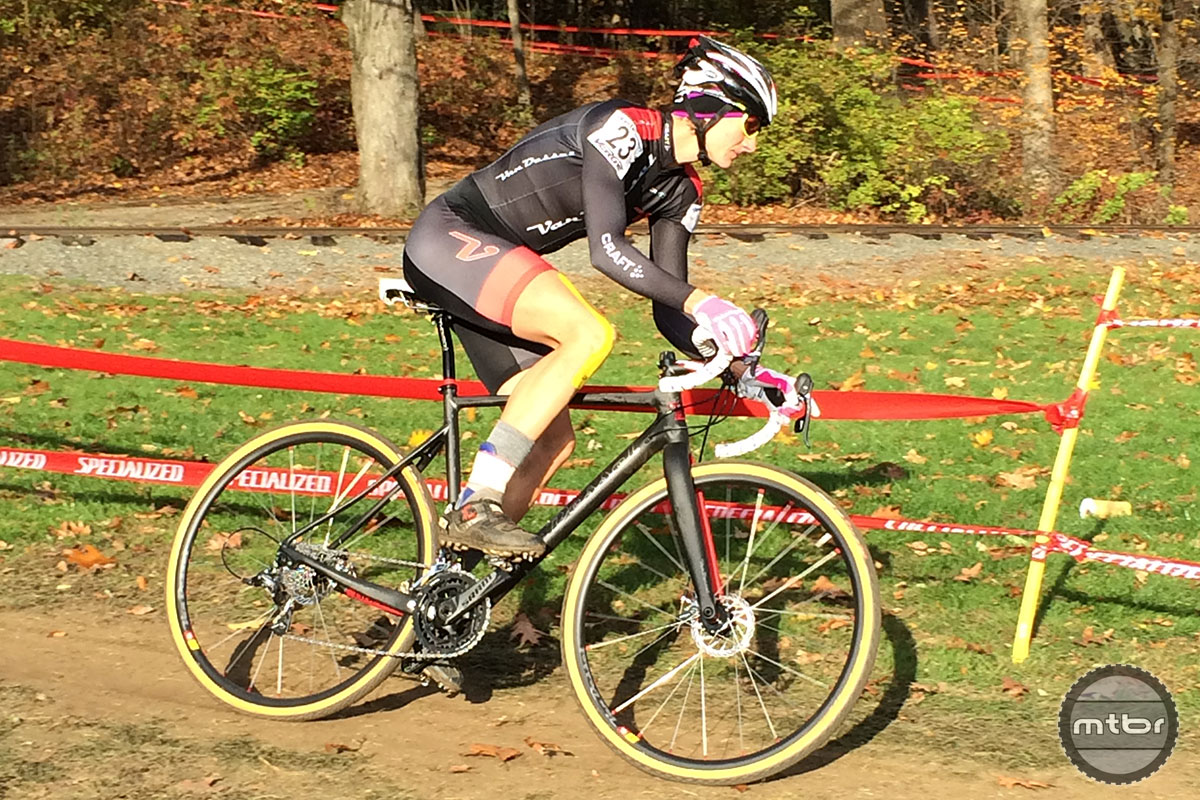 With two wins and a top-10 finish at Cross Vegas already, Maximenko is on track for a strong 2014 'cross season.