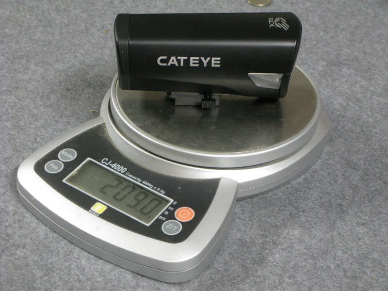 Cateye Econom Force HL-EL540RC