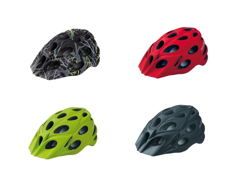 Catlike Leaf helmet - colors