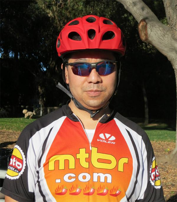 Catlike Leaf MTB helmet