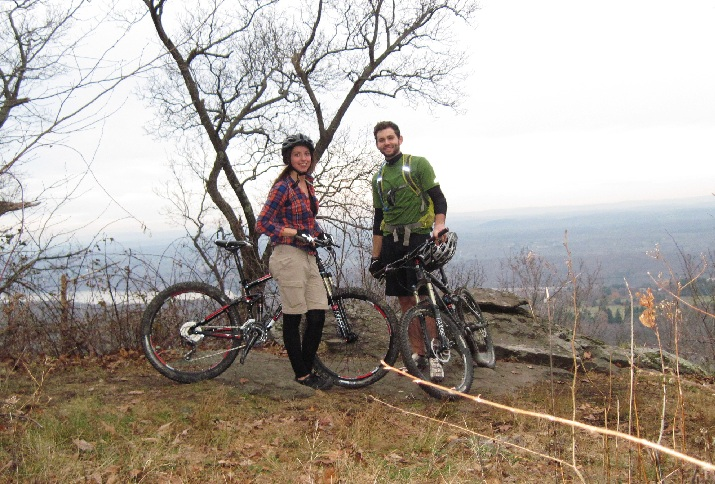 One picture, one line.  No whining. Something about YOUR last ride. [o]-catskill.jpg
