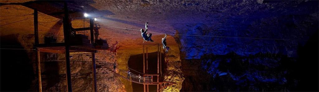 Mega Cavern - Zipline