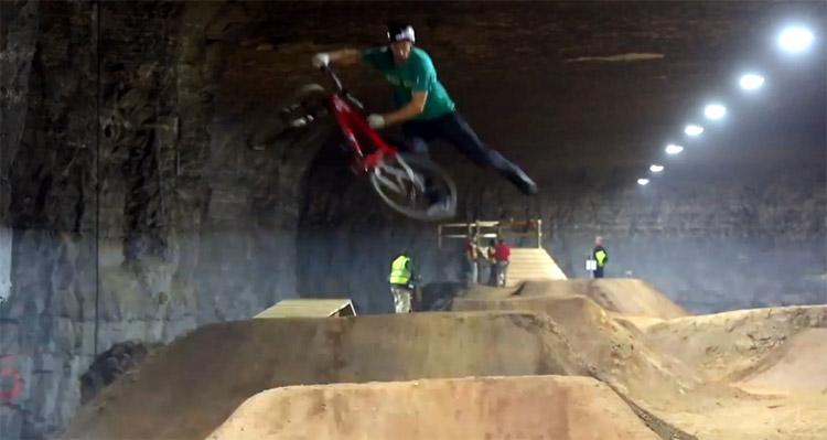 Eric Porter - underground tail whip