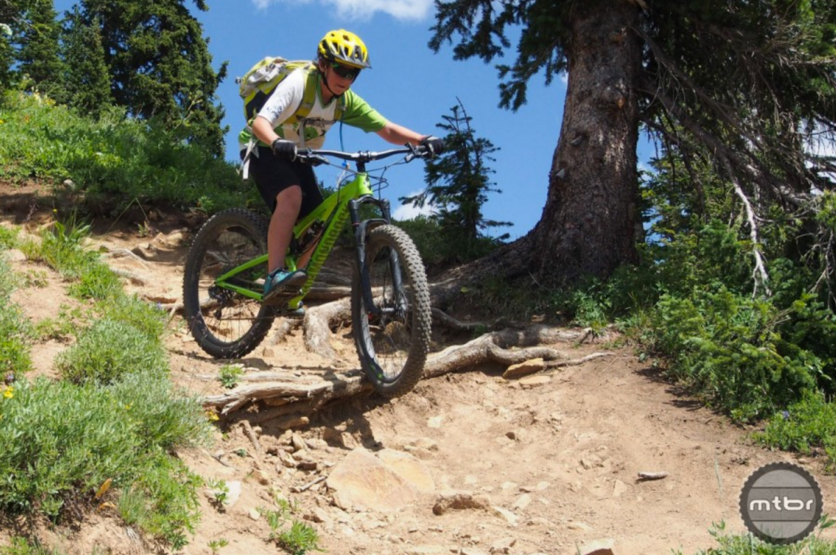 The Crested Butte Devo program helps get kids on mountain bikes.