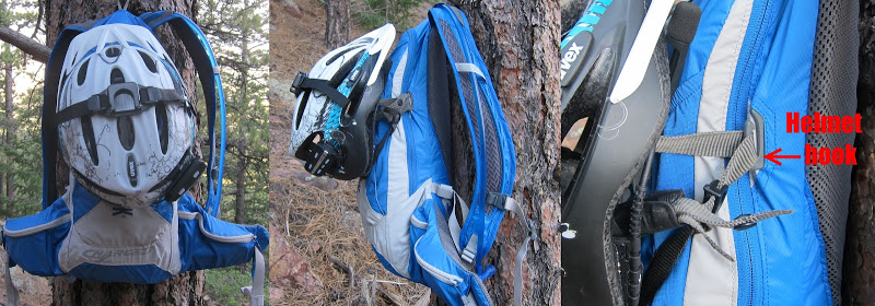 Camelbak Charge LR 10 Helmet Holder