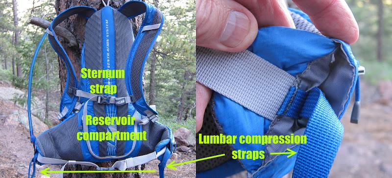 Camelbak Charge LR 10 Straps
