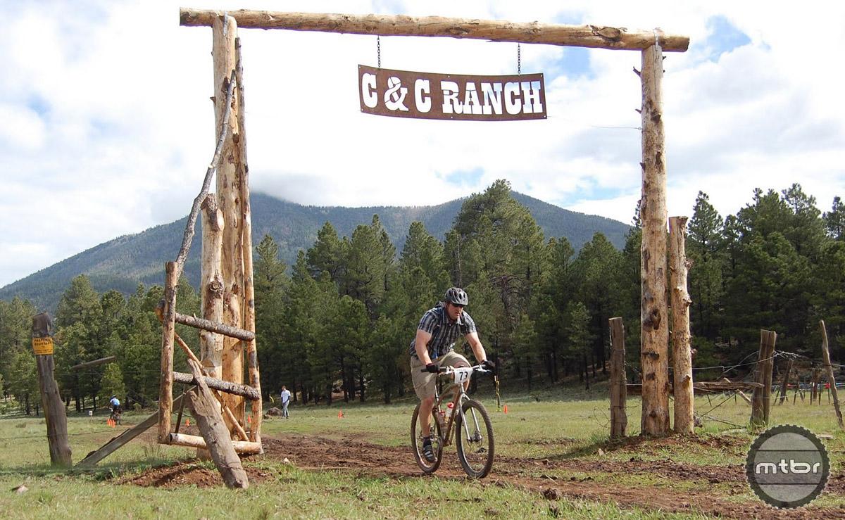 The venue is the fabulous C&C Ranch.